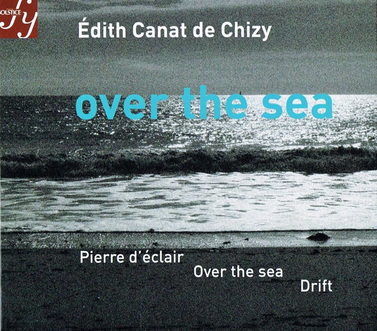 Visuel CD Over the sea